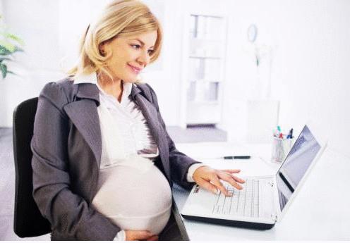 Como comunicar a gravidez na empresa?