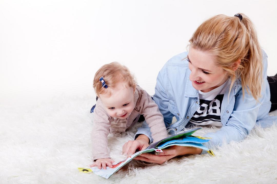 O desenvolvimento da fala do bebê