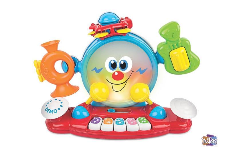 Um brinquedo para cada idade
