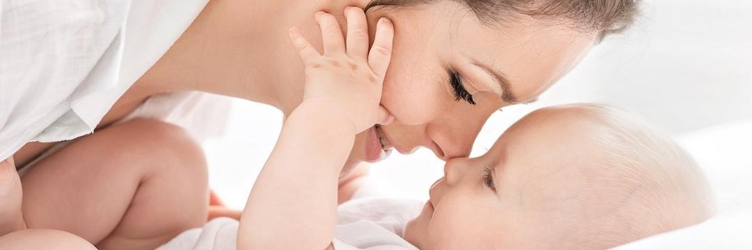 Linha de cosméticos NUK-Care para a pele delicada do bebê