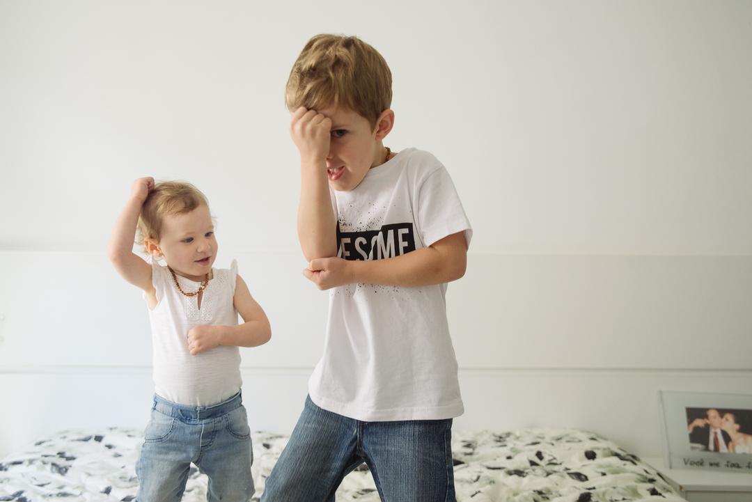 Brigas entre irmãos