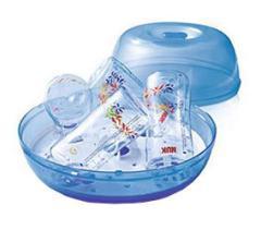 Como esterilizar as mamadeiras, chupetas e acessórios do bebê