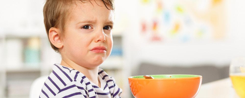 Meu filho não quer comer e agora?