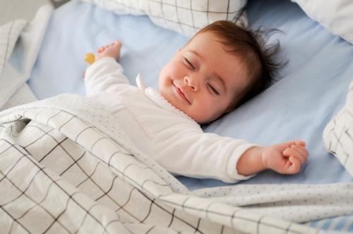 Qual a posição mais segura para o bebê dormir?