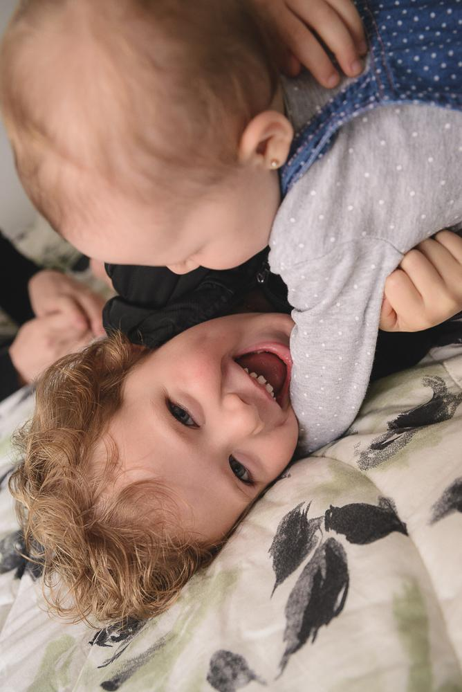 Na formação da auto estima da criança