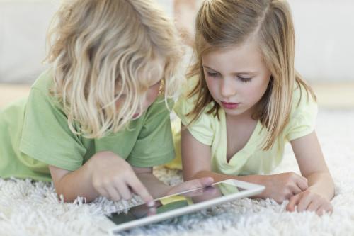 Dicas de aplicativos para divertir as crianças