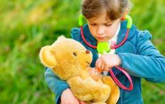 Amigo Imaginário na Infância