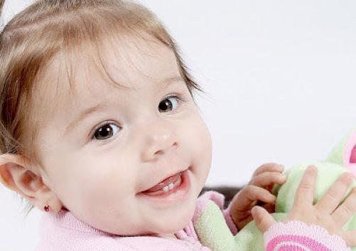 Primeiros dentinhos – Sorriso perfeito!