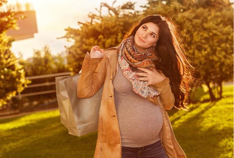 Roupas que podem ser usadas antes, durante e após a gravidez