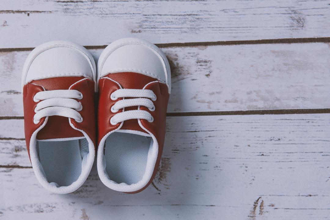 Tamanho EUA X Brasil - Tênis e sapatos para crianças e bebês