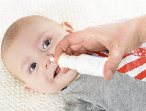 Higiene Nasal para Crianças