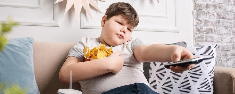 Obesidade Infantil - O que é? E como evitar?
