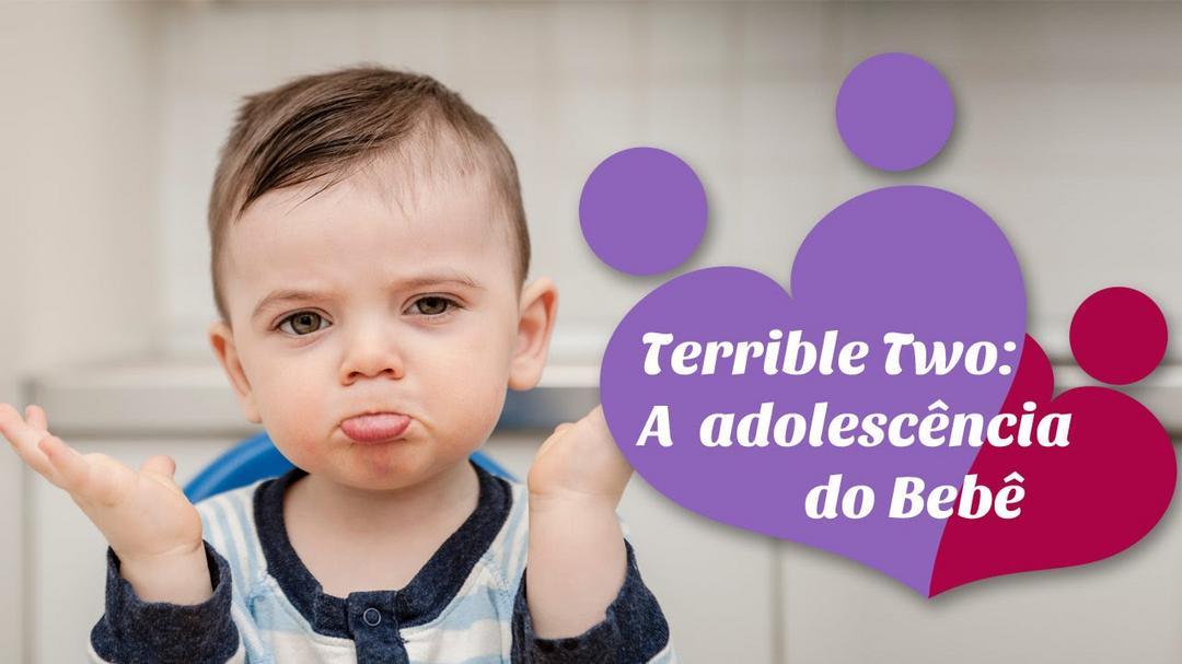 A adolescência do Bebê: Terrible Two