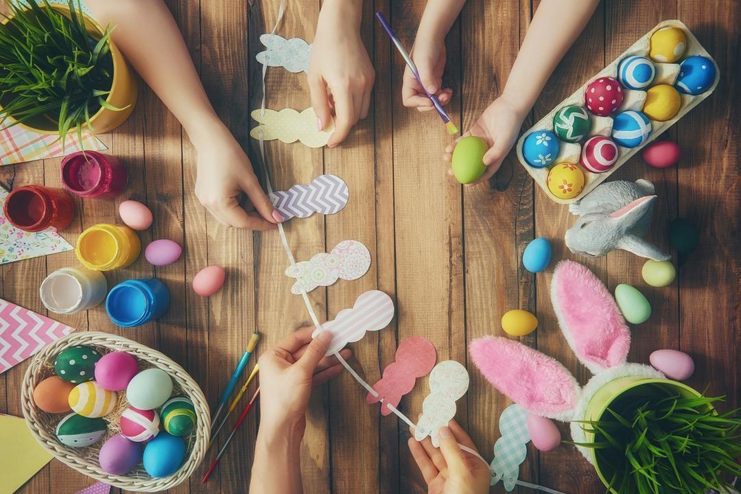 Deixe a Páscoa mais divertida!