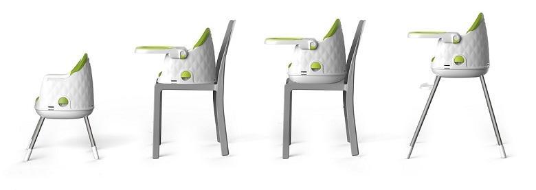 Cadeira de alimentação Jelly da Safety1st