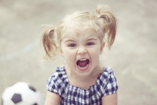 Crianças Agressivas