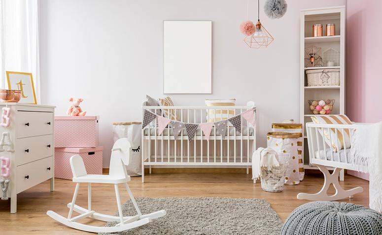 Quais cuidados você deve ter para montar o quarto do bebê?
