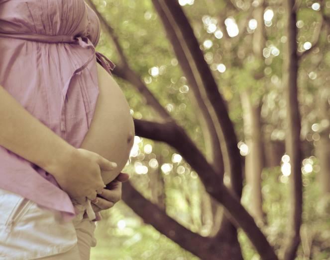 Sobre ser mãe...
