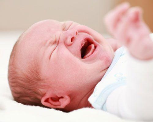 Por que choram os bebês?