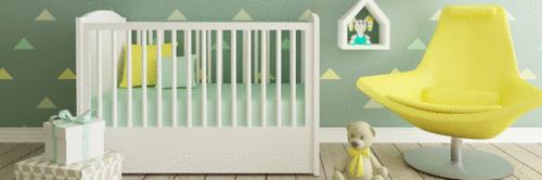 5 dicas para a limpeza do quarto do bebê.
