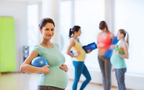 Exercícios na gravidez. Vamos Malhar !!!