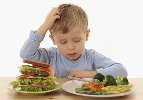 Dicas para uma alimentação infantil saudável