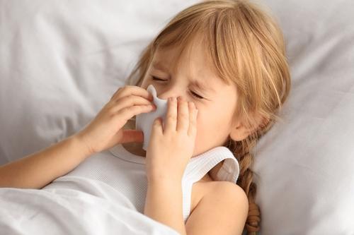 Gripes e Resfriados em Bebês e Crianças