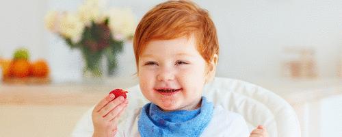 Quais alimentos o bebê não pode comer até um ano?