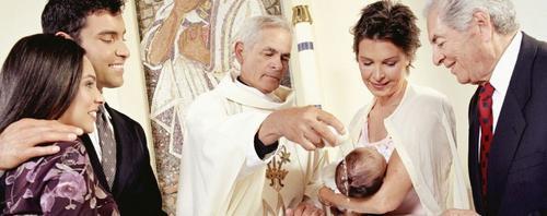 Como escolher os padrinhos de batismo do meu filho?