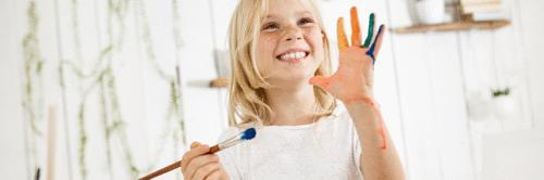 Talentos infantis descobertos na quarentena
