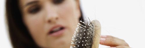 Queda de cabelo no pós-parto