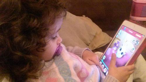 Tecnologia e crianças