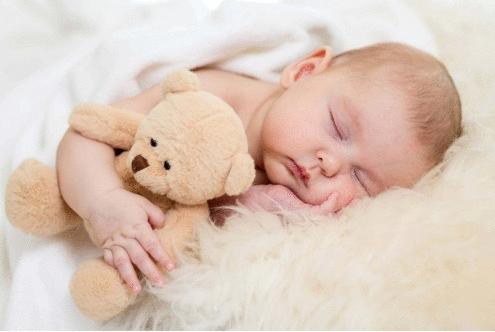 Acordo de noite para ver se meu bebê está respirando!