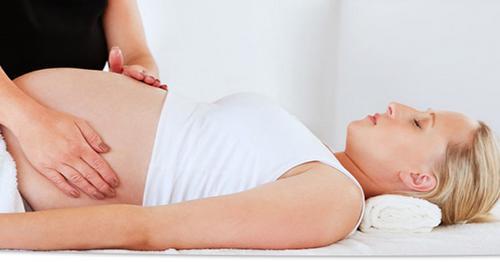 Drenagem linfática para gestantes