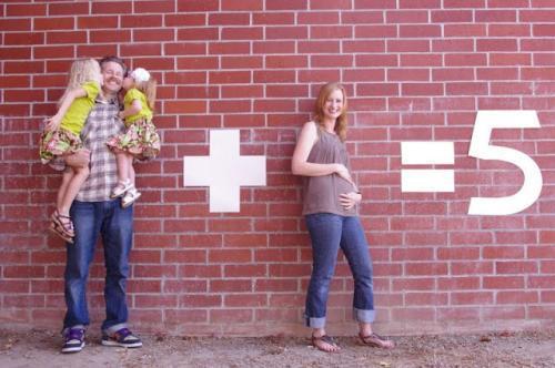 Como anunciar a gravidez de maneira divertida!