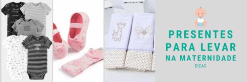 Presentes Para Levar Na Maternidade