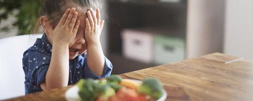 Seletividade alimentar, como lidar com essa fase?