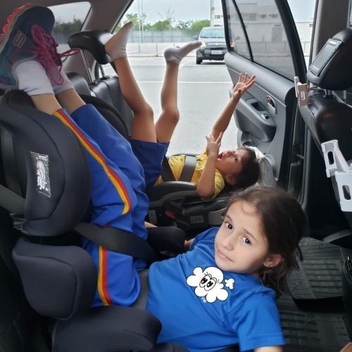 O privilégio de poder levar e buscar minhas filhas na escola